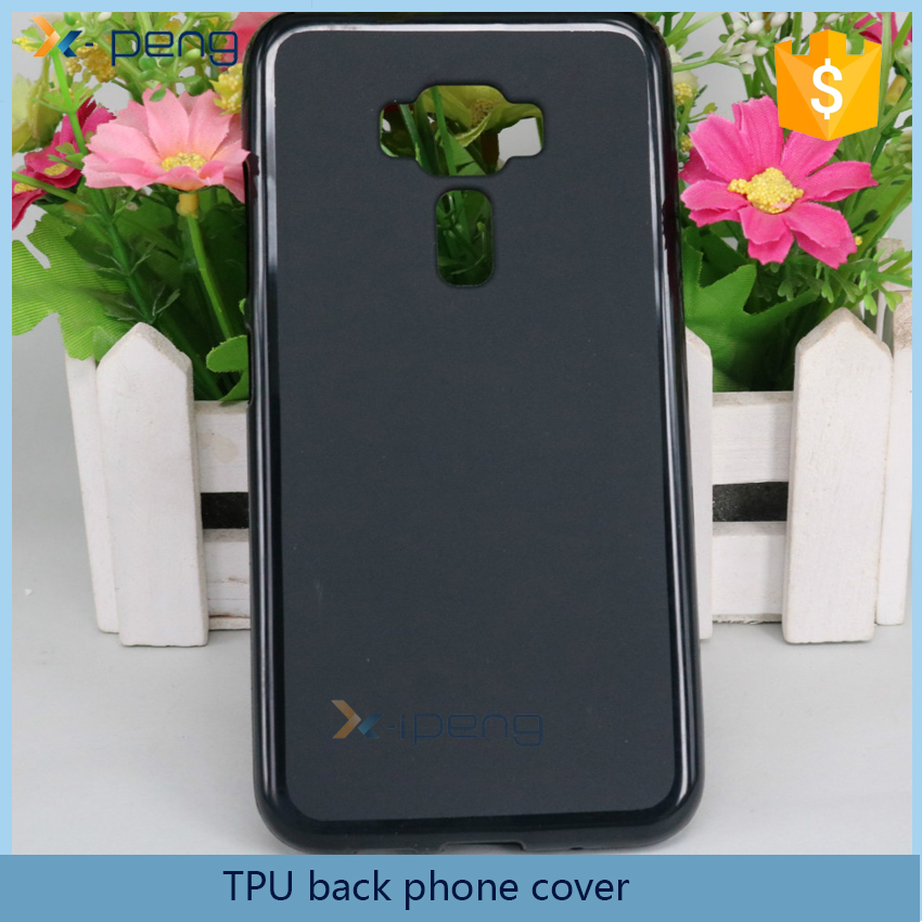 Ultra-Thin TPU Soft wholesale smart phone Back Cover Case For Asus Zenfone 3 ZE552KL