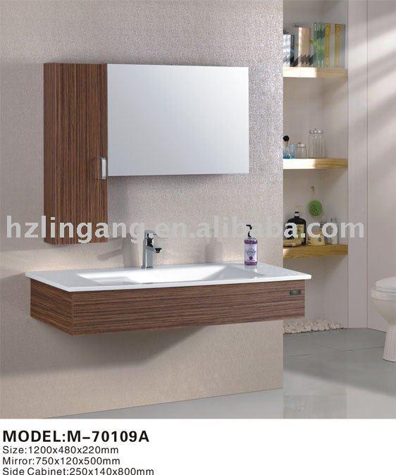 m 70109a modern paintless plywood bath cabinets buy bathroom vanity set bathroom vanity furniturebathroom vanities modern product on alibabacom - Plywood Bathroom 2016