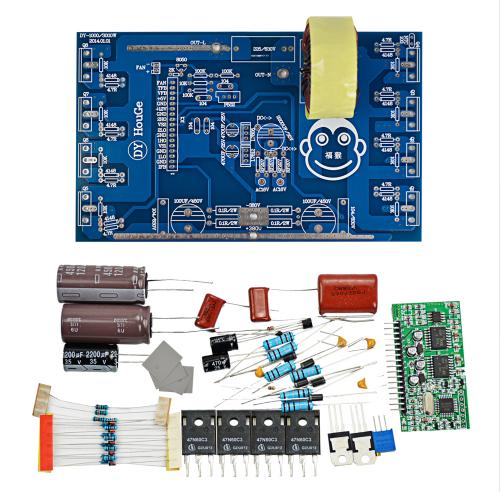 1000w/2000W Pure Sine Wave Inverter Power Board Post Sine Wave Amplifier Board DIY Kits
