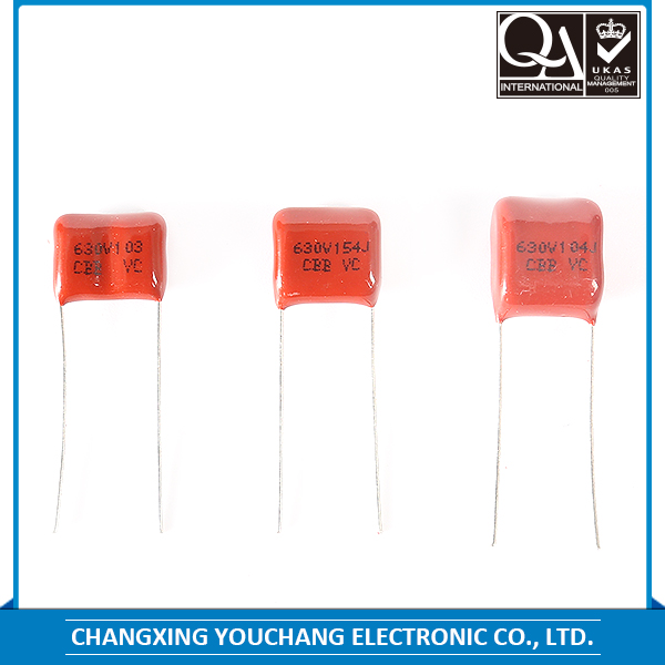 General purpose 400V 334J metallized thin film capacitor