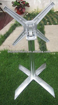 Outdoor Folding Table Base Garden