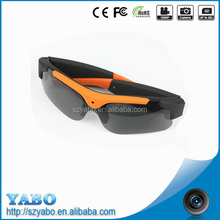 2017 New HD 1080p recorder sun glass camera very very small hidden camera