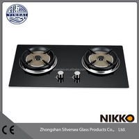 Guangzhou OEM Professional 2 Burner sell for japanese gas stove