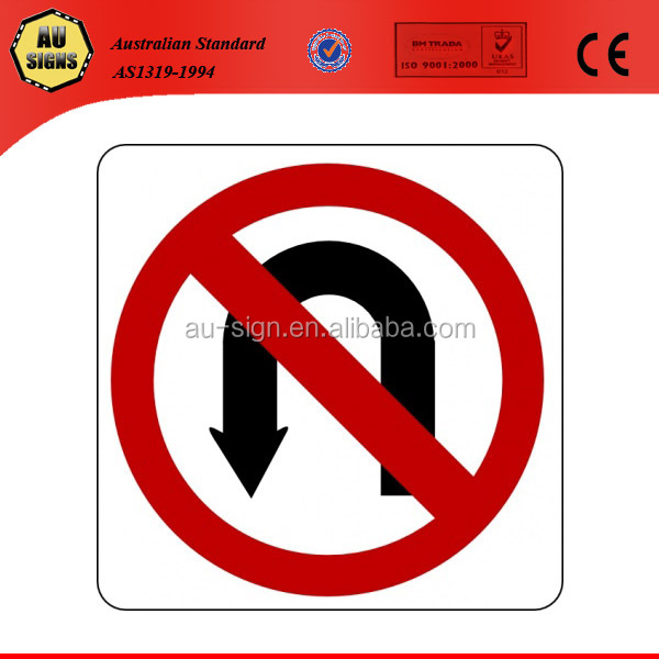 Road Safety Plastic Signal Plate