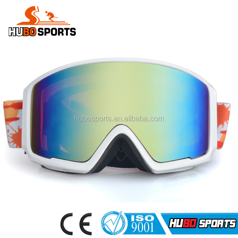 Winter Outdoor Sport Magnets Interchangeable Lens X-ray Goggle HB-190