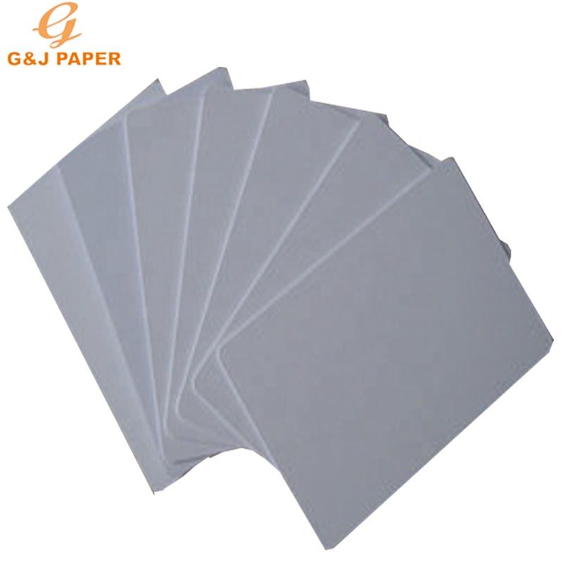 2019 Hot Sales C2s 300gsm Art Board Card Paper C1s Ivory Board