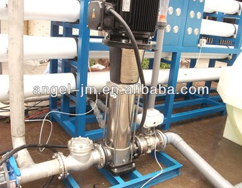 Ro Water Purification System For Power Station Reverse