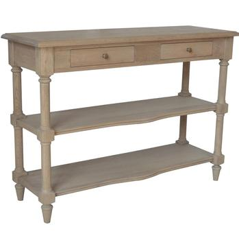 Vintage French Provincial Wooden Furniture Console Tables Hl390 Product On