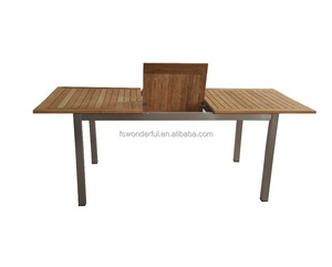 WF-1211 outdoor extension butterfly table