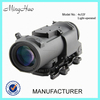 Minghao 4x green lasser pointer optical control tactical sniper reticle telescope rifle scope