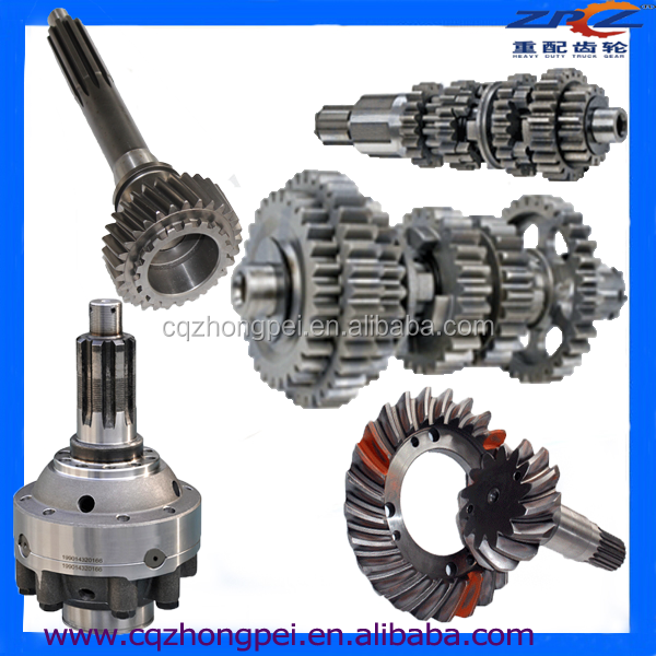 Spare Parts For Transmission And Gearbox