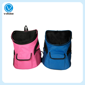 2018 factory wholesale expandable carrying soft dog cage pet carrier bag 8