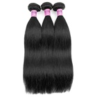 Super soft indian human hair inde Perruque cheveux humains indiens, raw straight indian temple hair