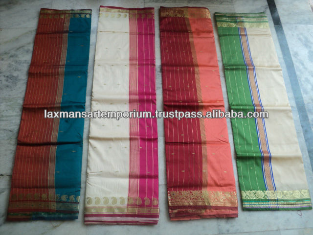 indian sarees banarasi wholesale mix colours