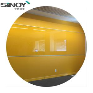 Indoor Wall Decorative Back Painted Glass Or lacquered Glass