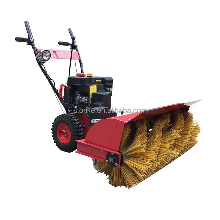 High quality tractor cleaning machine/snow sweeper/road sweeper