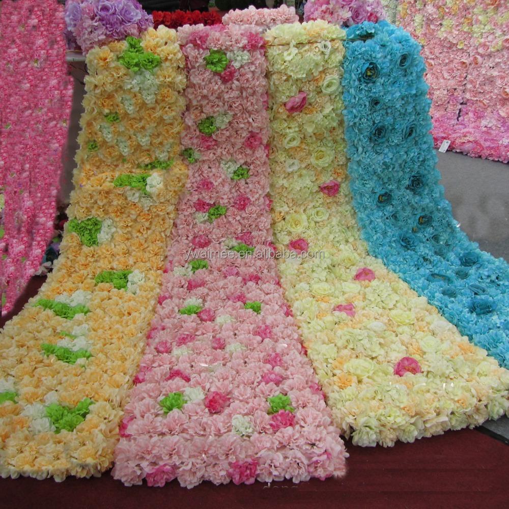 Silk flower wall decoration silk flower wall decoration suppliers silk flower wall decoration silk flower wall decoration suppliers and manufacturers at alibaba dhlflorist Choice Image