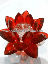 Crystal Lotus Flowers