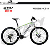 30 speeds made in Chian rigid fork carbon frame mtb 26