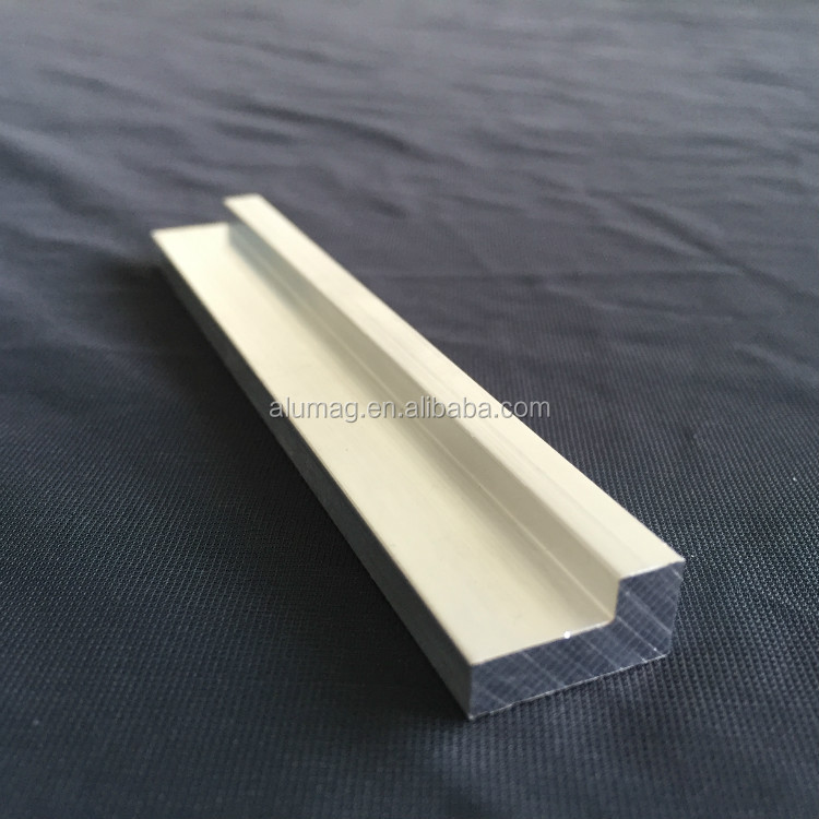 alumminum extruded triangle
