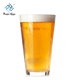 Hot Manufacturer Supplied Promotional Clear Customized Drinking Cup Pint Beer Glass