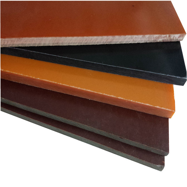 200x200x20mm Bakelite Phenolic Flat Plate Sheet Insulation Board PCB Gears