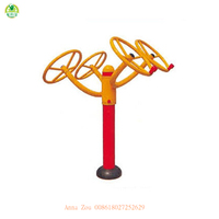 China wholesale arm stretcher exercise equipment/Guangzhou hot sale outdoor fitness/gymnastics equipment for seniors QX-11074F