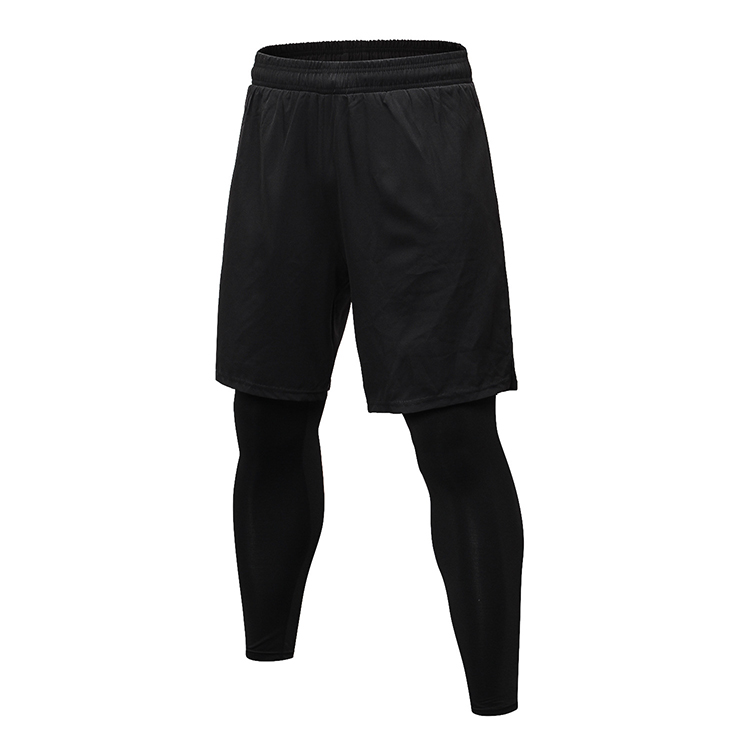 Kompression turnhalle Sport tragen tights Lauf Herren yoga Leggings Sport Hosen