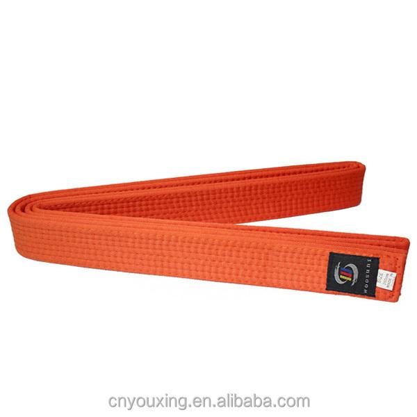 orange 1 COLOR BELTS