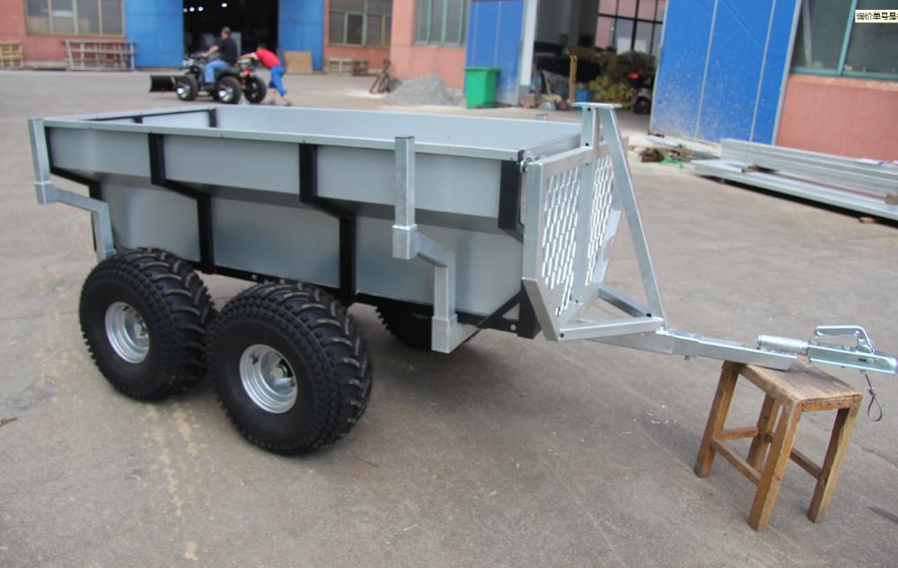 Professional ATV timber trailer, log trailer, wood trailer Manufacturer
