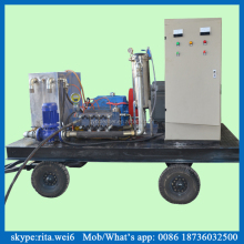 Jet washer machine manufacturer hydro jet high pressure washer