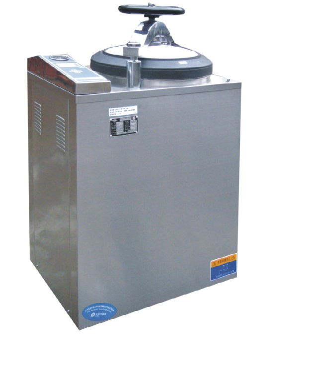 ELECTRIC-HEATED VERTICAL STEAM STERILIZER