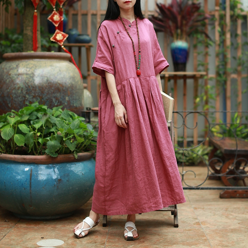 Trade Assurance Dress Supplier China Fashion Latest Long Dress for Women Ladies