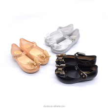 Butterfly jelly sandals melissa baby shoes newest baby shoes in stock