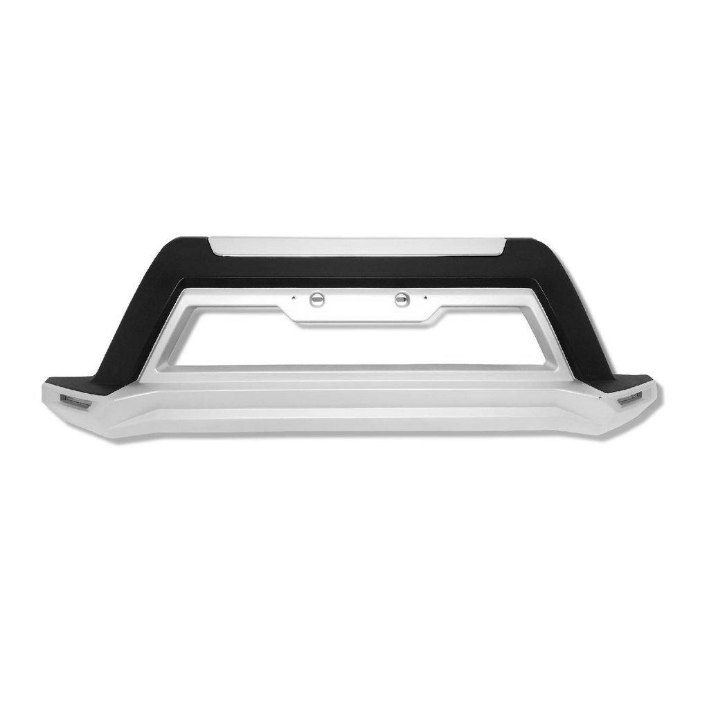 For Pathfinder 93-95 FRONT BUMPER END LH PICKUP Chrome