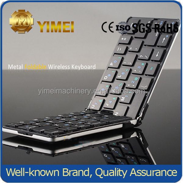 Fashional Foldable Bluetooth Keyboard For Computer