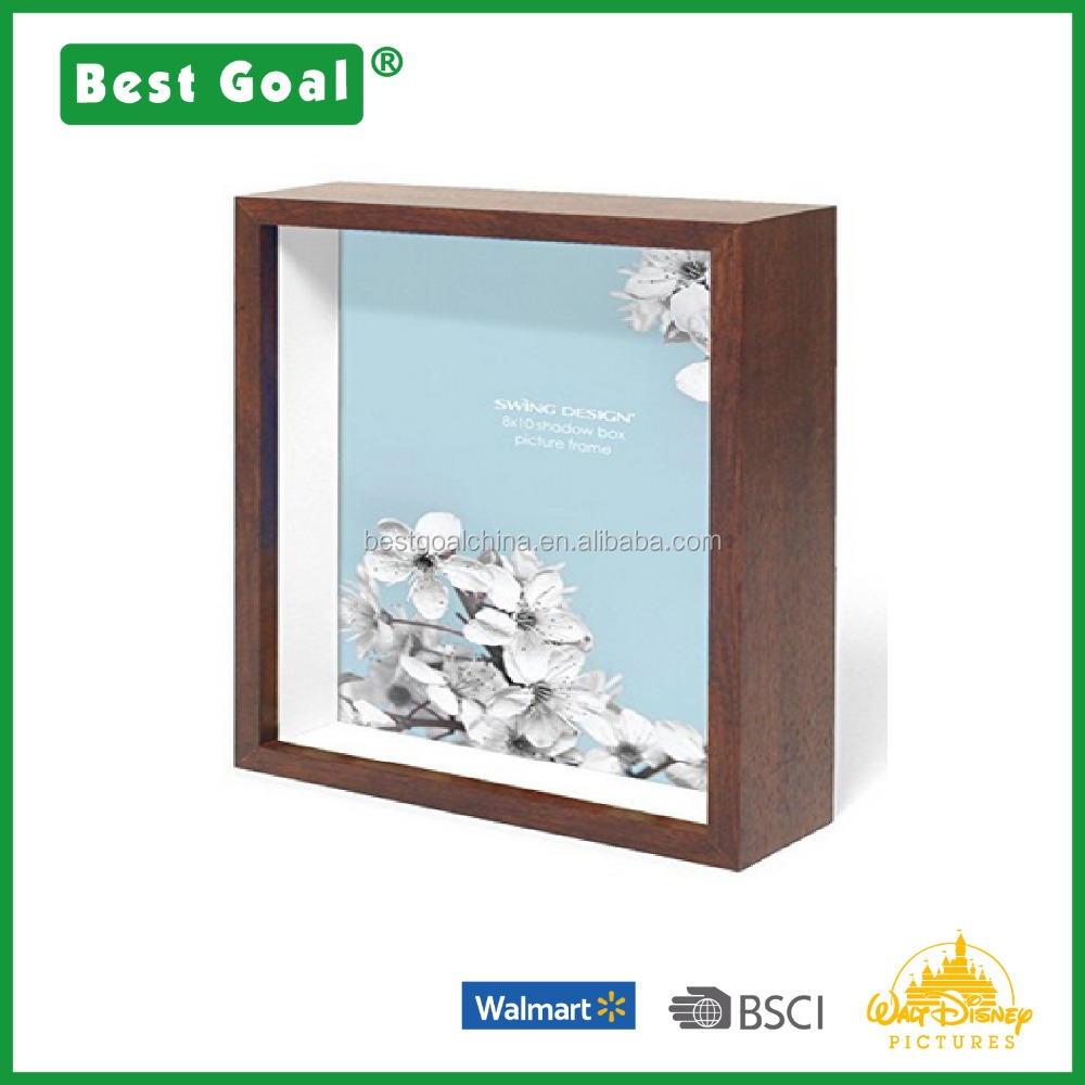 Natural wood shadow boxes wholesale shadow box suppliers alibaba jeuxipadfo Image collections