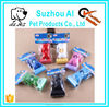 Dog Waste Bags with Dispenser and Leash