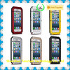 Aluminum Metal Extreme Shockproof Dirt/Dust Proof waterproof Case for iPhone 5 5S