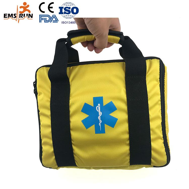 Personal pocket suture sport car children baby report medical emergency survival first aid kit