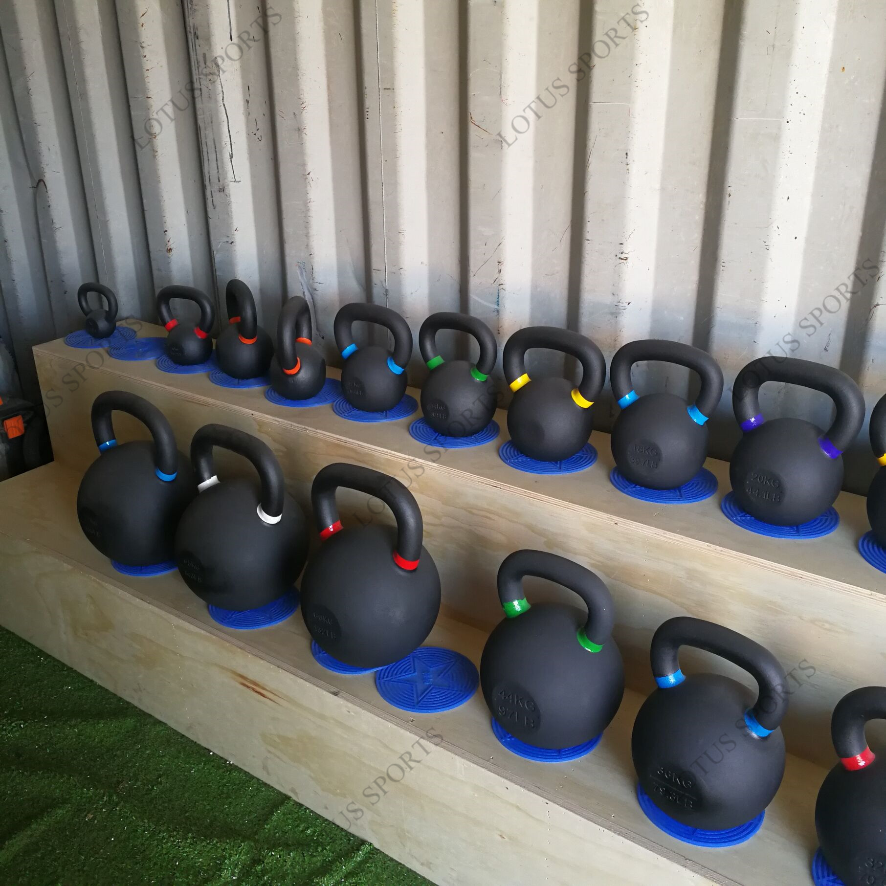 High Quality Portable Kettlebell Power Coat Weights Kettlebell With Sand