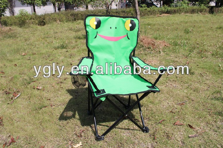 Kid Folding Chair--frog