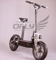 Big tire 1000w 48v electric scooter evo