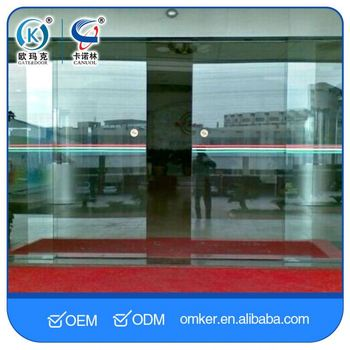 Microcomputer Control System Antique Automatic Sliding Glass Door ...