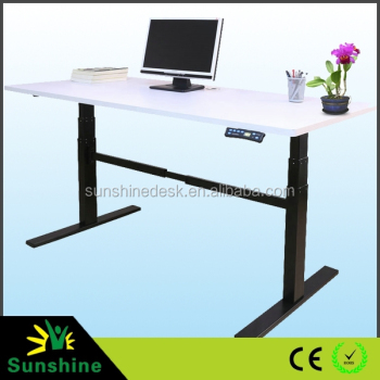Conference Table Electric Height Adjustable Desk Office Standing - Adjustable height conference table