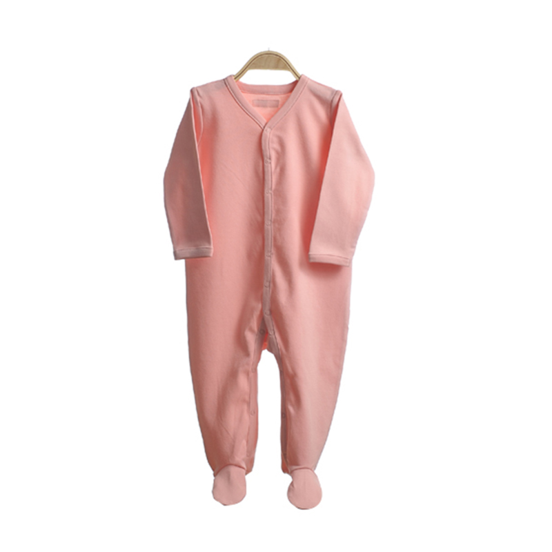 High Quality  Baby  Clothing Organic Cotton Romper Newborn Baby Clothes