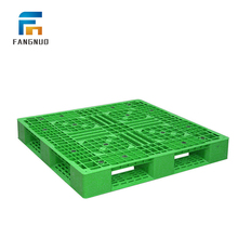 Multi stacking heavy duty 1200x1200mm double deck plastic pallets