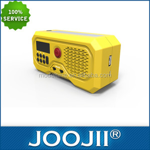 JOOJII portable mp3 player solar powered