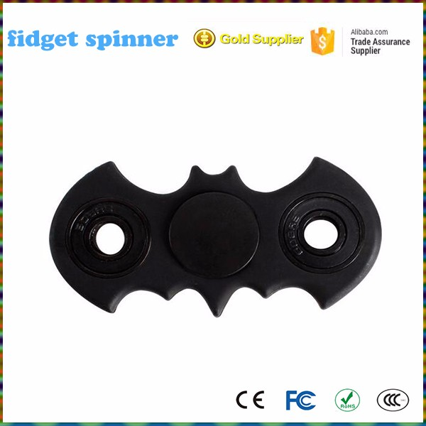2017 Top Sales Led Light New Brand 3 Mins Fidgetspinner R188 Bearing Hand Spinner