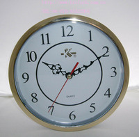 Big round face digital clock insert for all kinds of desk